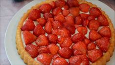 DIY : ♥  Erdbeerkuchen ( Torte ) / Strawberry Cake ♥ - YouTube