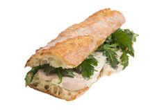 Sandwich a Day: Turkey Tonnato at Zoe