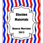 The ultimate source for election day or patriotic printables! Included in this 32 page resource:-Patriotic Word Wall-36 Election Day vocabulary ...
