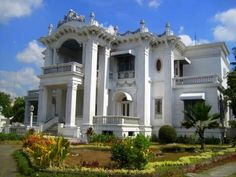 The Lopez Mansion at Nelly's Garden, Iloilo Philippines