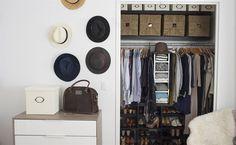 http://www.ikeafamilylivemagazine.com/ie/en/article/41539 Abigail Edwards organizes Natalie's wardrobe