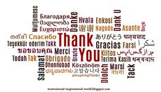 I would like to express my sincere gratitude to all who follow me, RT and favorite my tweets!