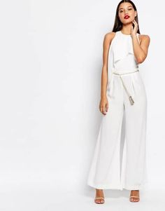 Bridal Jumpsuits For A Rustic Wedding - Rustic Wedding Chic