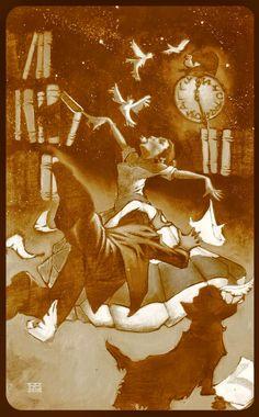 Madness I | The Art of Nicholas McNally
