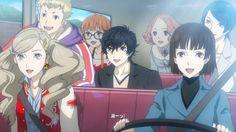Persona 5 so CUTE!!!!!!!!!!!