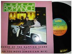 At £5.74  http://www.ebay.co.uk/itm/Modern-Romance-Queen-Rapping-Scene-WEA-Records-K-18928-T-/251151468691