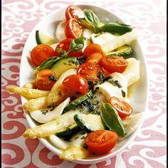 ESSEN & TRINKEN - Italienischer Spargelsalat Rezept