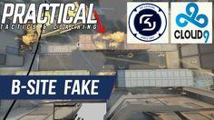 CS:GO Tactic -- SK vs Cloud9 -- Train Excellent Fake B-site & Push A-site #games #globaloffensive #CSGO #counterstrike #hltv #CS #steam #Valve #djswat #CS16