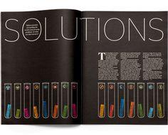 Eureka Magazine  Art Direction: Matt Curtis Design: Matt Curtis, David Löwe