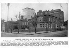 WHEELING WV HASKINS HOSPITAL