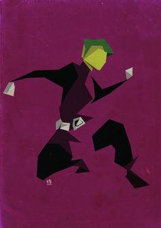95 Beast Boy by ColourOnly85.deviantart.com on @deviantART