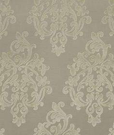 Robert Allen Royal Beauty Sterling Fabric