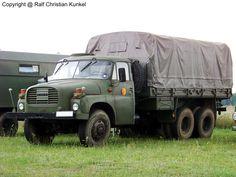 Cool Trucks, Big Trucks, Classic Trucks, Classic Cars, Bus Coach, Tow Truck, Motor Car, Military Vehicles, Cars And Motorcycles