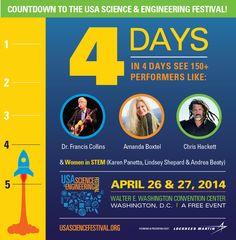 4 days to #Scifest