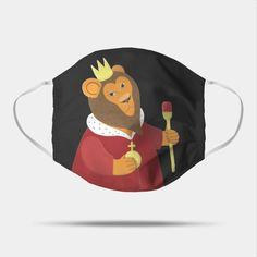 Shop Lion king lion king masks designed by Réka Sajó as well as other lion king merchandise at TeePublic. Mask Design, Masks, Lion, Leo, Lions