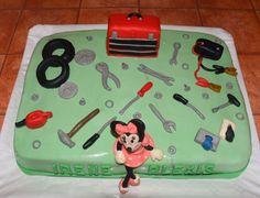 tarta #mecanico