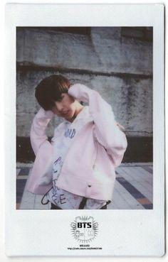 taehyung || v || BTS Polaroid