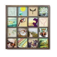 Umbra Gridart Photo Display Picture Frame & Reviews | Wayfair