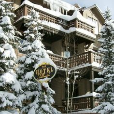 Hotel Telluride located on Main Street Telluride Hotels, Fire Festival, Main Street, Hospitality, News, Outdoor, Outdoors, Outdoor Games, The Great Outdoors