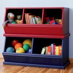 Toy Storage!