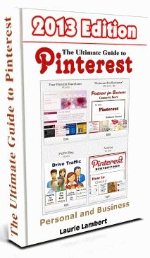 The Ultimate Guide to Pinterest-New Edition ~~ Discover how to use   Pinterest to create dynamic   theme boards, quickly grow   your following and drive traffic   to your website. The Ultimate   Guide to Pinterest is packed full   of hints, tips and tricks to help   you find your way around Pinterest   whether you have a business   account or a personal account.   This eBook has everything you need. $17  #theultimateguidetopinterest   #guidetopinterest  #pinterestebook
