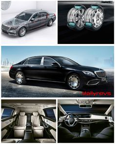 2020 Mercedes-Maybach S 650 Pullman Guard - HD Pictures, Specs, Informations & Videos - Dailyrevs