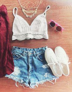 cute beach outfit! http://rstyle.me/n/wjfshr9te