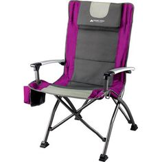 Ozark Trail High Back Folding Chair Headrest Set of 2 Comfortable Camping Seat for sale online Qi Gong, Camping Furniture, Outdoor Furniture, Cheap Furniture, Quad, Camping Tools, Camping Gear, Camping Trailers, Camping Cabins