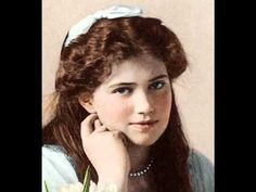 Grand Duchess Maria Nikolaevna of Russia, third daughter of Tsar Nicholas II and Tsarina Alexandra Fyodorovna, known as the playful and romantic child, too y. Peter And Paul Cathedral, Familia Romanov, Anastasia Romanov, The Bolsheviks, Marriage And Family, Military Marriage, Grand Duchess Olga, Alexandra Feodorovna, Historia