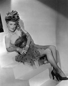 "Dennis Morgan movies   Ann Sheridan - ""Shine On, Harvest Moon"" (1944)"