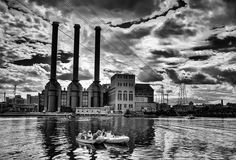 The Gathering.... - Manchester Street Power Station - Providence, RI  USA