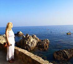 Spain 🇪🇸 #spain #spain🇪🇸 #costabrava #lloretdemar #beach #summer #summervibes☀️ #summertime #whitedress #beachlife #beachvibes #sunset #sunshine #sunnyday Summer Vibes, Sunny Days, Summertime, Sunshine, Spain, Sunset, Beach, Instagram Posts, The Beach