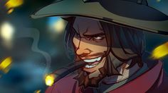 Overwatch ~ McCree ~ ITS HIGH NOON