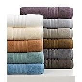 Bath sheets are the coziest... Hotel+Collection+Bath+Towels,+MicroCotton+Luxe+Collection