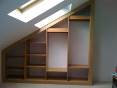 A J Carpentry: Feedback, Carpenter & Joiner in Chertsey Eaves Storage, Loft Storage, Laundry Room Storage, Storage Shelves, Kitchen Storage, Closet Shelves, Built In Shelves, Small Home Offices, Closet Layout