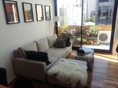 Cousy sofa área with wall art DIY cuchions  #minimal #livingroom #terrarium #diy #woodenfloor #art #homedecor #decor #japan #lifestyle #eiffel #vouge #garden #green #plants #homemede