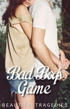 """You should read """"Bad Boy's Game [Wattys on Wattpad Books, Wattpad Stories, Avengers Story, Tickle Fight, Teen Romance Books, Just A Game, Game 4, Types Of Books, Love Film"""
