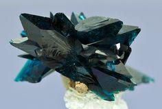 Veszelyite - a rare secondary Cu-Zn mineral