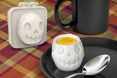 Egg-A-Matic Skull Egg Mold