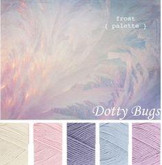 ivory, shell, heather, sky, wisteria
