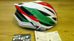 """The Fixed Gear World: PRODUCT REVIEW: MET Helmet Forte """"We are italians"""""""