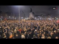 'Je suis Charlie': Paris gathers after terror attack