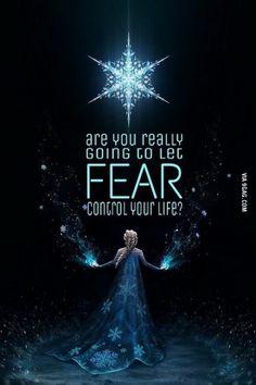 I really love Frozen