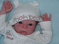 Reborn Custom Just For You made baby realistic lifelike doll xmas easter gift | eBay
