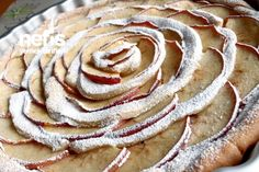 Nefis Elmalı Turta Honey Dessert, Apple Pie, Icing, Desserts, Food, Cakes, Humor, Cooking, Flowers