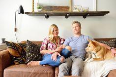 Allison & Matt's East Village Synergy — Video House Tour | Apartment Therapy