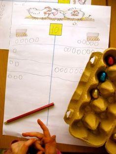 Montessori, Teaching, Education, Diy, Gift, Math Resources, Easter, Art, Bricolage