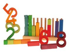 GRIMM's World of Numbers: A fun way to discover numbers and math.