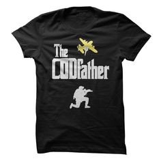 #Funnytshirts... Awesome T-shirts  Price :$19.00Purchase Now    Low cost Codes   View pictures & photographs of The CODfather - Custom T t-shirts & hoodies:In the event you do not completely love our design, you possibly can SEARCH your favourite one through the u...