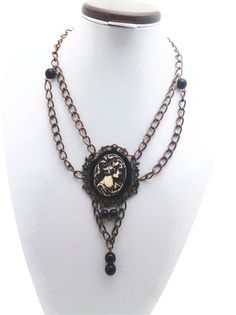Victorian Collar goth marie antoinette jane by Themagicofcolors, $34.00